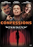 Confessions of a Dangerous Mind - movie DVD cover picture