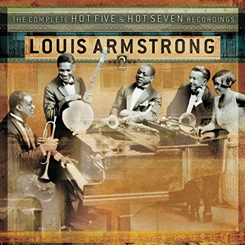 Louis Armstrong - Complete Hot Five And Hot Seven Recordings (Disc 4) - Zortam Music