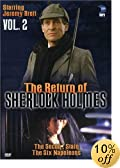The Return of Sherlock Holmes, Vol. 2 - The Second Stain & The Six Napoleons by Jeremy Brett 