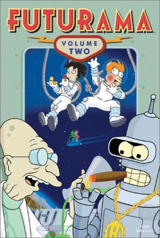 Futurama, Vol. 2 DVD
