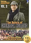 The Return of Sherlock Holmes, Vol. 5 - The Musgrave Ritual & The Man with the Twisted Lip by Jeremy Brett