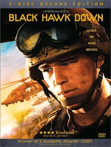 Blackhawk Down DVD - Buy it!