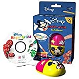 KIDZMOUSE Mickey Mouse Computer Mouse for Pre-Schoolers
