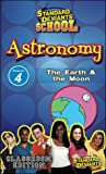 Standard Deviants School - Astronomy, Program 4 - The Earth and the Moon (Classroom Edition) (2000) VHS Original Release Date: 2000