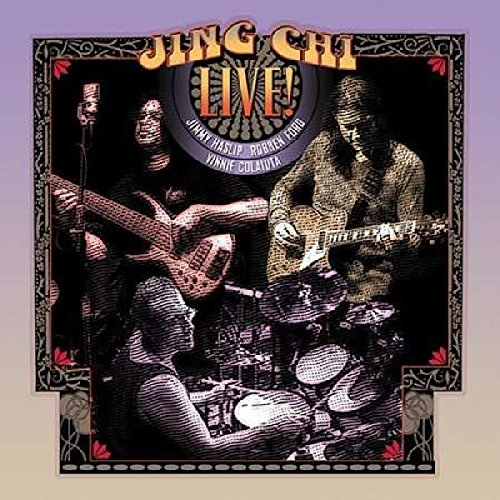 "Read ""Jing Chi Live!"" reviewed by"