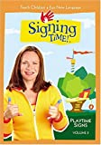 Signing Time! Volume 2: Playtime Signs - movie DVD cover picture