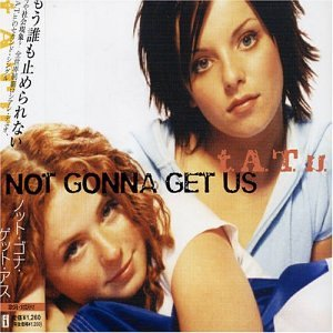 Not Gonna Get Us [UK CD]