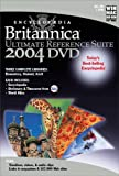 Encyclopedia Britannica 2004 Ultimate Reference Suite DVD Other products by Pearson Software