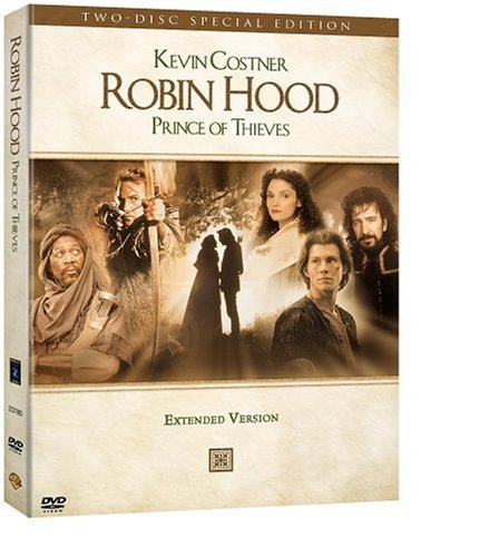 Robin Hood - Prince of Thieves Two-Disc Special Extended Edition