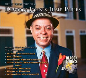 "Read ""Deacon John's Jump Blues: Celebrating New Orleans Music"""