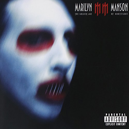 Original album cover of The Golden Age Of Grotesque by Marilyn Manson