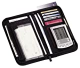 Sumdex Traveler Organizer-PDA Case - Black