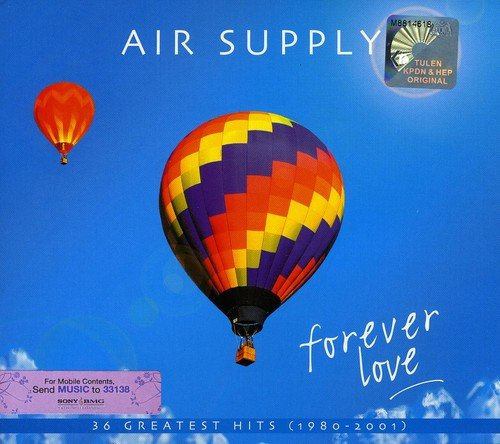 Air Supply - Forever Love (Disc 1) - Zortam Music