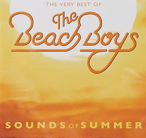 CD-Cover: The Beach Boys - Sounds Of Summer