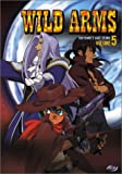Wild Arms - Sheyenne's Last Stand (Vol. 5) - movie DVD cover picture