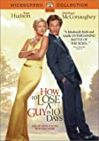 How to Lose a Guy in 10 Days (Widescreen Edition) - movie DVD cover picture