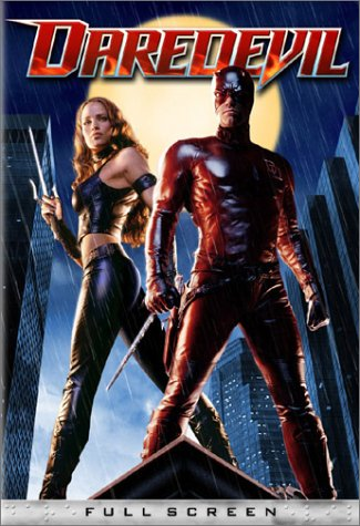 Daredevil  DVD