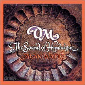 Original album cover of Om: The Sound of Hinduism by Alan Watts