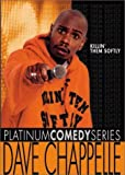 Platinum Comedy Series - Dave Chappelle - Killin' Them Softly - movie DVD cover picture