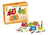Number Express Puzzle and Peg Set