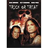 Trick or Treat - movie DVD cover picture