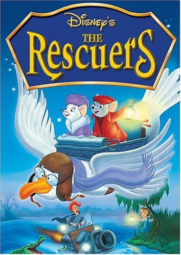 The Rescuers Cartoon