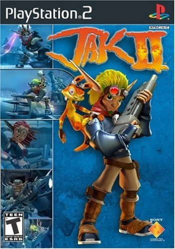 Jak II by Sony   Computer  Entertainment