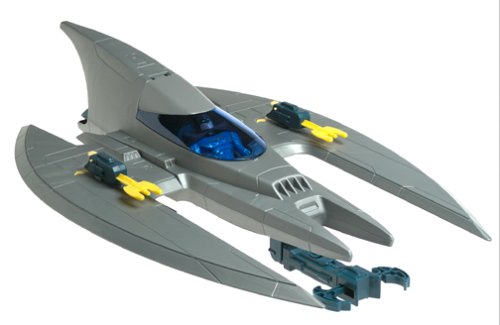 Batman Batplane Toy
