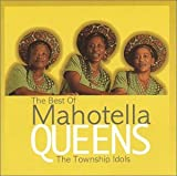 Cubierta del álbum de Best of Mahotella Queens: Township Idols