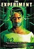 The Experiment - movie DVD cover picture