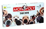 Monopoly Game: Dog Artist Collection