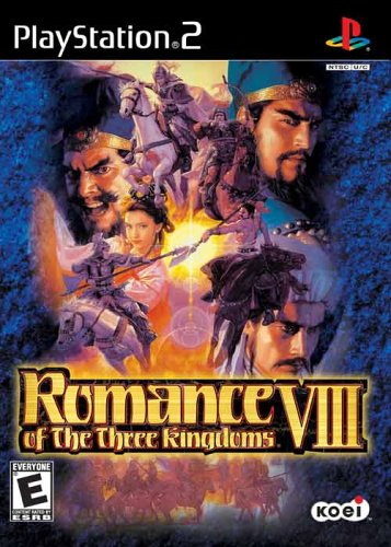 Romance of the Three   Kingdoms 8