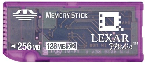 Lexar 256Mb XD Picture Card