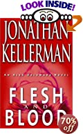 Flesh and Blood [BARGAIN PRICE] by  Jonathan Kellerman (Hardcover - November 2001)