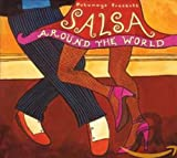 Album cover for Salsa Around the World
