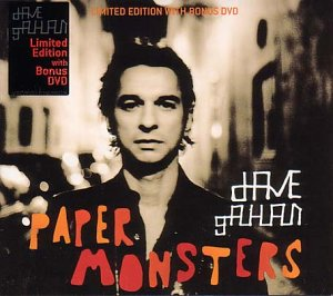Dave Gahan - Paper Monsters - Zortam Music