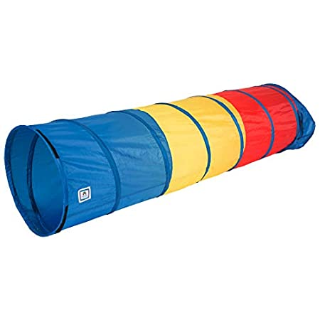 Find Me Multicolor Play Tunnel