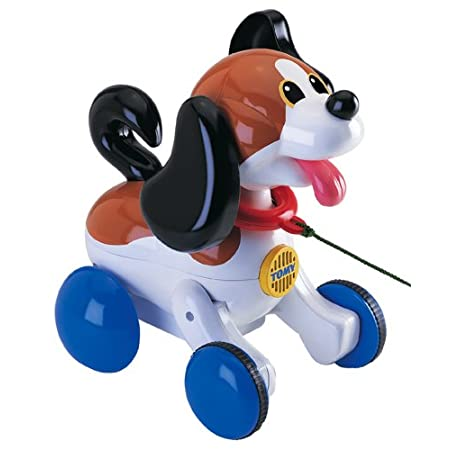 International Playthings Pull Along Puppy