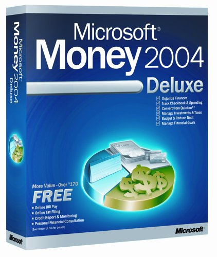 microsoft money deluxe