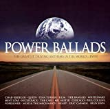 Pochette de l'album pour Power Ballads - The Greatest Driving Anthems in the World... Ever! (disc 2)