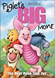 Piglet's Big Movie - movie DVD cover picture