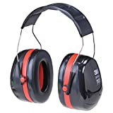 Peltor H10A Professional Earmuff Hearing Protector (Noise Reduction Rating 30dB)