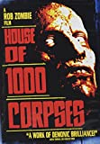 House of 1000 Corpses - movie DVD cover picture