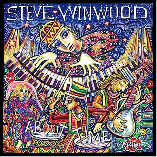 Steve Winwood: About Time