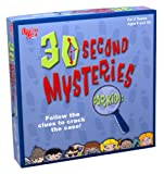 30 Second Mysteries For Kids by  University Games
