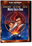 Where Eagles Dare - movie DVD cover picture