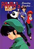 Ranma 1/2 Ranma Forever:Someday Some - movie DVD cover picture