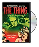 The Thing from Another World - movie DVD cover picture