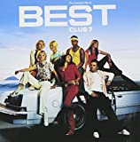 Skivomslag för BEST The Greatest Hits of S Club 7