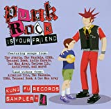 Cover de Punk Rock Is Your Friend, Volume 4